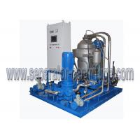 Quality Skid Modular Type Large Capacity Maine Oil 3 Phase Centrifuge With Heating Device for sale