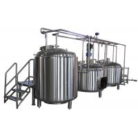 Quality 10BBL Custom Electric All Grain Home Brewing Equipment 100L - 5000L for sale