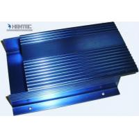Quality Colored Anodized Industrial Aluminum Profiles for Electrical Cover ,15 um for sale