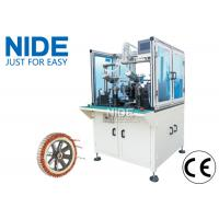 Buy Electric Bike Wheel Motor Winding Machine , Automatic Coiling Machine High Efficiency at wholesale prices