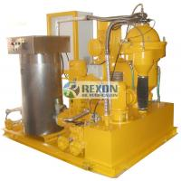 China Auto Slagging Type Centrifugal Oil Separator Filtering System High Viscosity Series RCF on sale