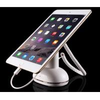 Quality COMER cable locking devices security alarm anti-theft displaying system for tablet stands for sale