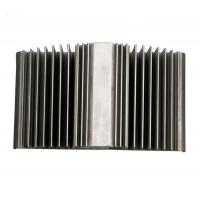 China Aluminum extrusion high power led 200w heat sink for sale