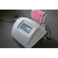 Quality Face Body Lipo Laser Slimming Machine Color Touch Screen For Skin Care for sale
