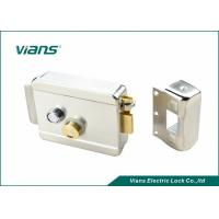 Quality Popular Electric Rim Lock with Push Button , Russia Market Related for sale