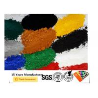Quality Ral Color Epoxy Polyester Powder Coating Excellent Electrification / Gloss for sale