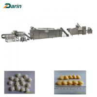 Quality DR -65 Puff Corn Snack Prcess Line Full Life Service Twin Screw Extruder for sale