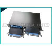 Buy 4 Channels Fiber Distribution Panel High Efficiency For System Monitoring at wholesale prices