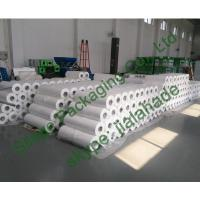 Quality White Silage Wrap Film, 750mm*25mic*1800m, LLDPE round roll Stretch Wrap Film/Stretch Film for Silage/Hay Wrap Film for sale