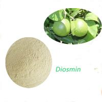 Quality Yellow Brown Diosmin Powder Sweet Blood Oranges Extract As Nutraceuticals for sale