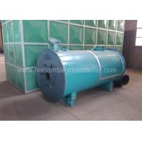 YYQW Series Low Pressure Hot Oil Boiler 1400Kw Thermal Oil Heating System