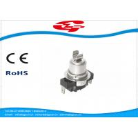 Buy cheap Ksd302 Snap Disc Thermostat Bimetal Temperature Limiter Protect Switch from wholesalers