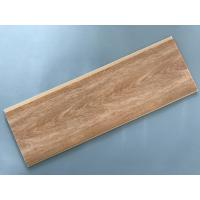 Quality Hot Stamping Multi Function PVC Wood Panels Flat Shape 8 Inch Damp Proof for sale