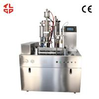 Quality PLC System Oxygen Gas Filling Machine with Compressed Air Souce for sale