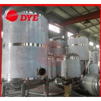 Quality DYE Manual Insulated Bright Beer Tank , Stainless Steel Storage Tank for sale