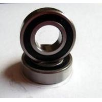 Quality Flanged Miniature Koyo Bearings 62 / 32 , Deep Groove Ball Bearing With Locating Snap Ring for sale