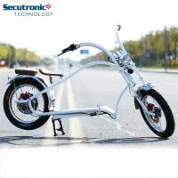Quality Lithium Battery Electric Powered Bicycle , Pedal Assist Electric Bike Brushless Motor for sale