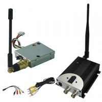 Quality 900Mhz Mini Video Transmitter and Receiver with High Performance 8 Channels for sale