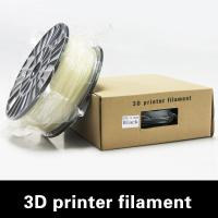 Quality 3D Printing Red 1.75mm Plastic Filament / Red PLA Filament for sale
