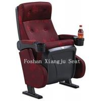 Quality PU Cold Molded Foam Commercial Movie Theater Seats For Music Hall Flame Retardant for sale