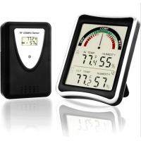 Buy cheap DTH-108 Big LCD Screen Digital Remote Warehouse Thermometers Hygrometer Wireless from wholesalers