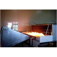Quality Stainless Steel Flammability Testing Equipment, UL 790 Fire Test System for Roof Coverings for sale
