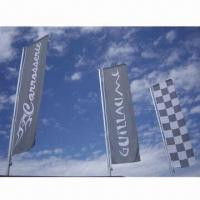 Quality Flag Banner with Eyelet, Can Hang on Wall, Used for Advertising and Promotions for sale