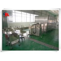 Quality Small Scale Drinks Bottling Production Line , Water Bottling Plant Machine 18 Filling Heads for sale