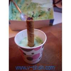 Quality Confetti  ice cream cups for sale