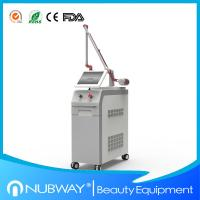 Buy cheap capillary hemangioma removal / pigment removal / tattoo removal laser machine from wholesalers