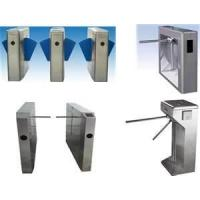 Quality Compatible With Access Control System Tripod Turnstile FJC-Z3338 for Museum, Gymnasium for sale