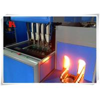 Buy High Efficiency Semi Automatic Plastic Moulding Machine 300 - 400BPH Output at wholesale prices
