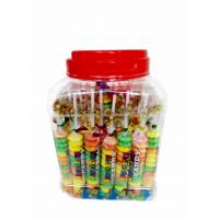 Buy Colorful and Sweet Multi Fruit Flavor Roll Healthy Hard Candy in Jars at wholesale prices