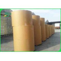 Quality 70gsm 80gsm Bond Sheet Paper , High Smoothness Woodfree Paper Roll /  Sheet for sale