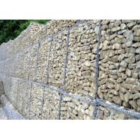 Quality Outside Construction Rock Gabion Baskets For Rock Retaining Walls for sale