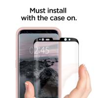 Quality Waterproof Full Coverage Curved Tempered Glass Screen Protector Easy Installation for sale