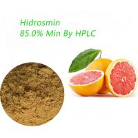 Quality Citrus Sinensis Extract Hidrosmin Yellow Brown Powder Used In Pharmaceutical for sale