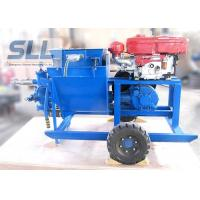 Buy cheap Single Cylinder Cement Mortar Pump For Hydropower Construction Convenient Maintenance from wholesalers