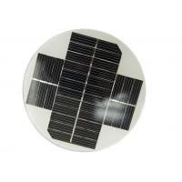 Quality Small Size Round Solar Panel OEM Dimension With High Module Conversion Efficiency for sale