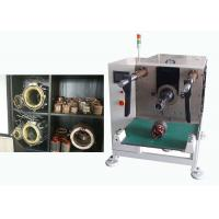 Quality ISO Coil Inserting Machine Single Phase Induction Motor Stator for sale