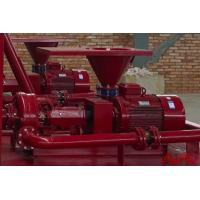 Quality High quality well drilling mud mixing hopper pump at Aipu solids control for sale