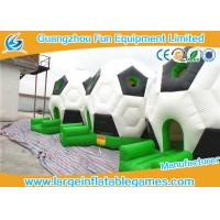Quality Family Inflatable Football Bounce House For Party 15ft * 12ft CE SGS ROSH for sale