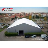 Quality 20 Meter Clear Span Luxury Wedding Tents 203 X 110mm Aluminum Alloy Frame for sale