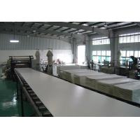 Quality PVC Foam Sheet Making Machinery , Plastic Sheet Extruder Machine for sale