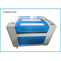Quality 60w Mini Desktop Laser Cutting Machine For Paper / Leather / Acrylic for sale
