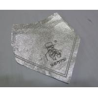 Buy cheap Silver Self Adhesive Removing Beer Bottle Labels Aluminum Foil Heat Resistant from wholesalers