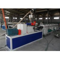 Buy cheap PVC Plastic Water Supply Pipe Extrusion Line , PVC Drainge Pipe Making Machine from wholesalers