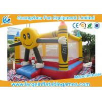 Attractive Small Spongebob Inflatable Bouncer Jumper For Rent / Home / Backyard