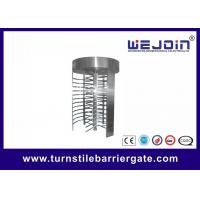 Quality Automated Full Height Turnstile for sale