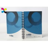 Buy cheap Paper Print Notebook With Metal Spiral/ Lined Notebook For School Supply from wholesalers